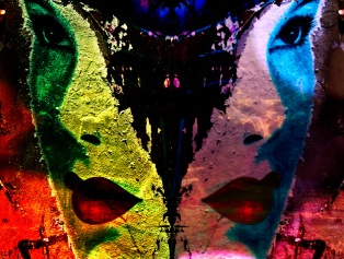 Hel - Street Art Abstract