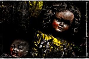 Vintage Dolls: Big Sister
