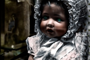Vintage Dolls: Eve of St Agnes