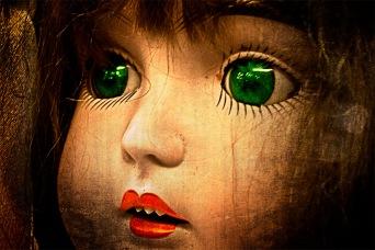 Vintage Dolls: Cuddle