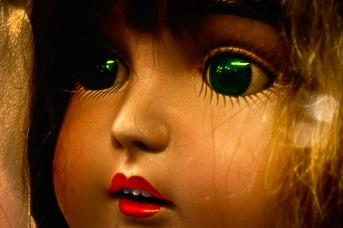 Vintage Dolls: Starry Eyes