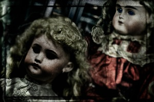 Vintage Dolls: Sugar and Spice
