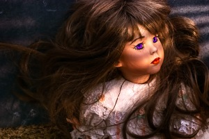 Vintage Doll: Cover Girl