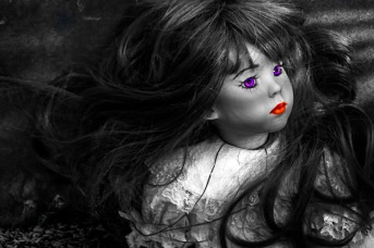 Vintage Doll: Cover Girl