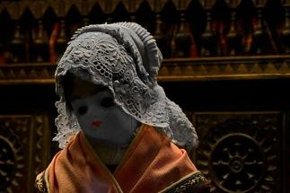 Vintage Doll: Madonna of Gilead