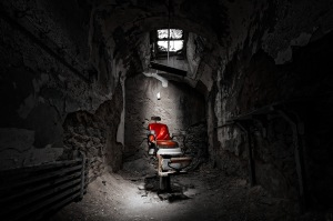 Eastern State Penitentiary: Shave and a Haircut