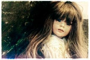 Scarborough Fair: Vintage Doll