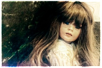 Scarborough Fair: Vintage Doll