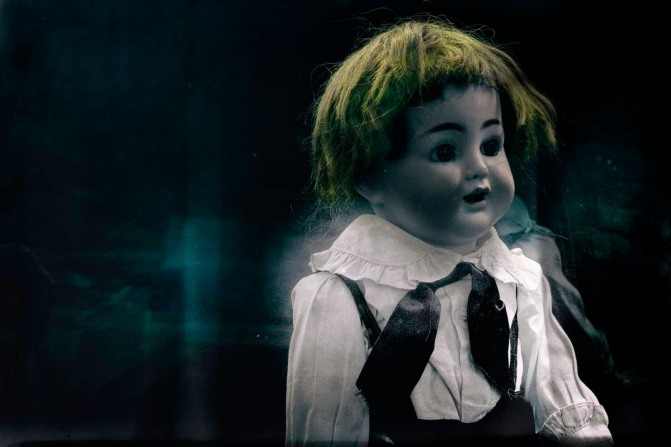 Vintage Dolls: Young Tom
