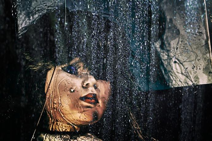 Rain Song: Vintage Doll