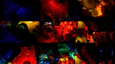 3x3 - Abstract Glasswork