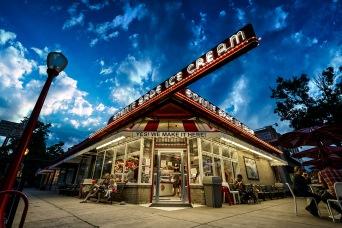 Bonnie Brae Ice Cream - Denver