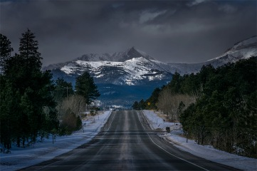 CO-7 - Mt Meeker, Boulder County CO