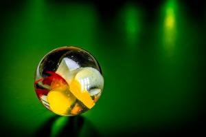 Envy - Marble Photograph
