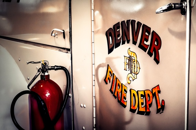 DFD - Classic Denver Fire Department Engine