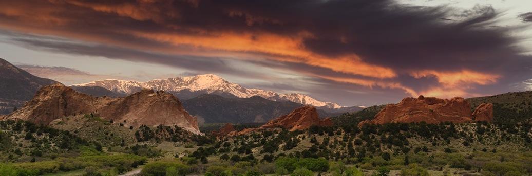 Mars - Garden of the Gods, Colorado