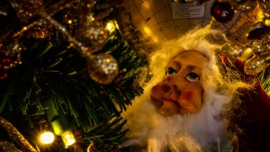 Saint Nicholas - Christmas Ornament, Union Station, Denver