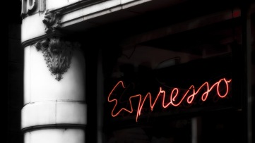 Espresso: Neon, Downtown Denver