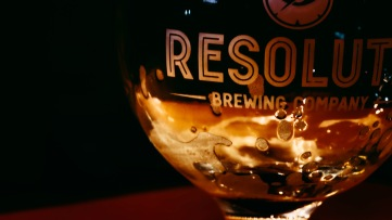 Resolute Brewing