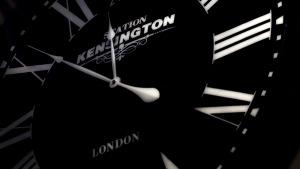 Antique Clock - Kensington Station