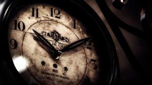 Antique Clock - Paris 1921